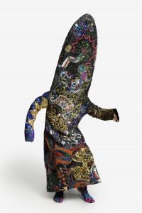Nick Cave sequins