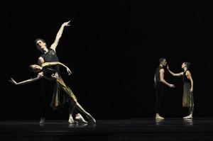 San Francisco Ballet in Ratmansky's Souvenir d'un Lieu Cher. (© Erik Tomasson)