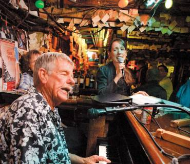 """Rod Dibble in His Own Words: """"That's the reward. That's, God. I love singers."""""""